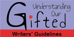 Writers' Guidelines